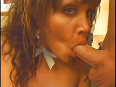 Super balloons tranny gets drilled by aged lover powerful cumsho