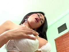 Huge Cock TS Shemale Fuck Latina Teen Girl First Time
