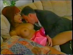 Watch interracial fuck with a redhead beauty