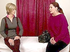 Magdalene St Michaels loves TS Nina Lawless dick