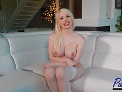 Sarina Valentina BTS Interview