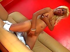 Transsexual hollywood hooker wanking