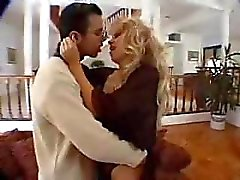 Mature Mom Sexing Younger Man Scene 2