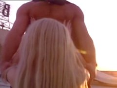 Brandy Scott fucked on rooftop by Zoro