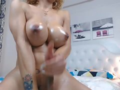 Jessica Host webcam show 3