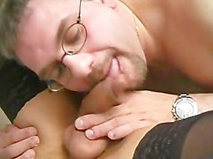 Transsexual Ass Bangers 04 - Scene 1