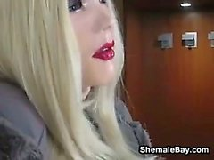 Amateur Latex Shemale Doll