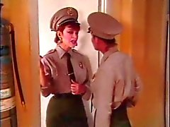 Vintage Incredible Hot Shemale Officers