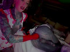Fisted Sissy, Fiendish Mistress Ep 2