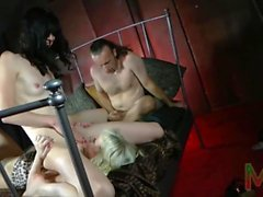 Mandy and Cherry Cuckold loser