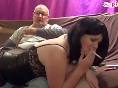 Sissy Slave Punished for Vaping Instead of Smoking