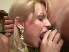 Sexy blonde shemale carla renata loves big cocks