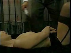 Tgirl slave and her master mutual sex